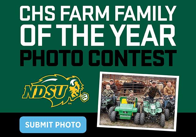 Submit your photo for North Dakota Farm Family