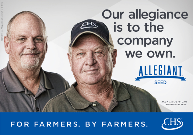 Allegiant Seed. For Farmers. Buy Farmers. Click to learn more.