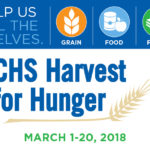 CHS Harvest for Hunger is March 1-20, 2018