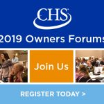 register for a 2019 CHS owners forum